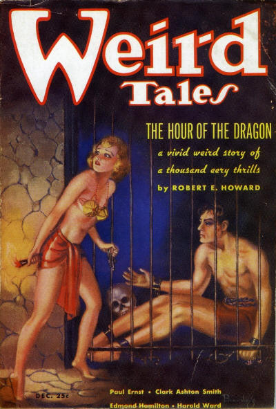 Weird Tales Dec 1935