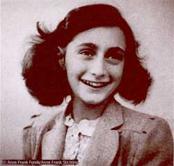 Frank, Anna (1929-1945)