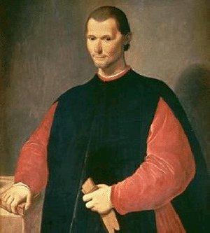 Machiavelli, Niccolò (1469-1527)