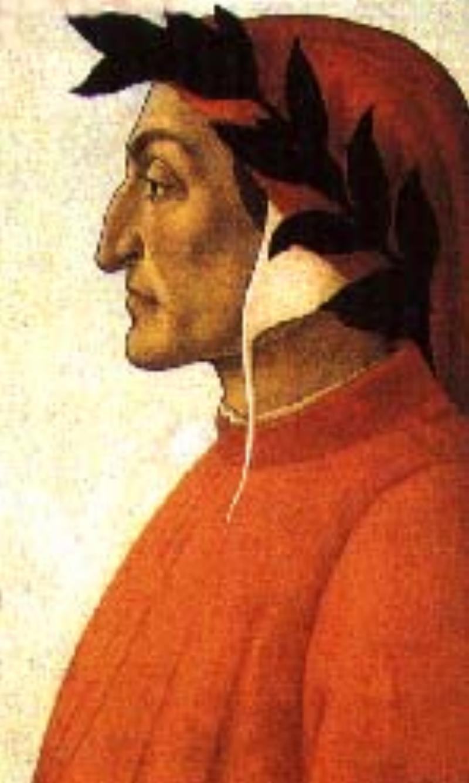 Allighieri, Dante (1265-1321)