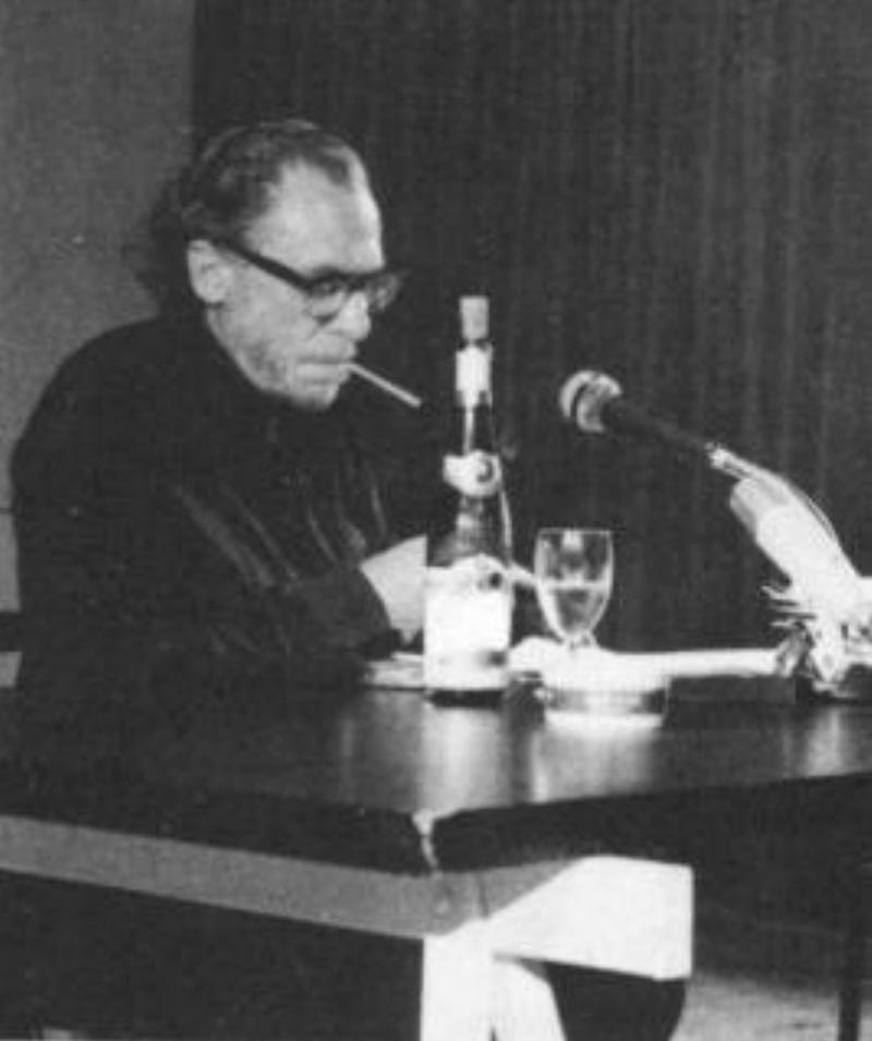 Bukowski, Charles (1920-1994)