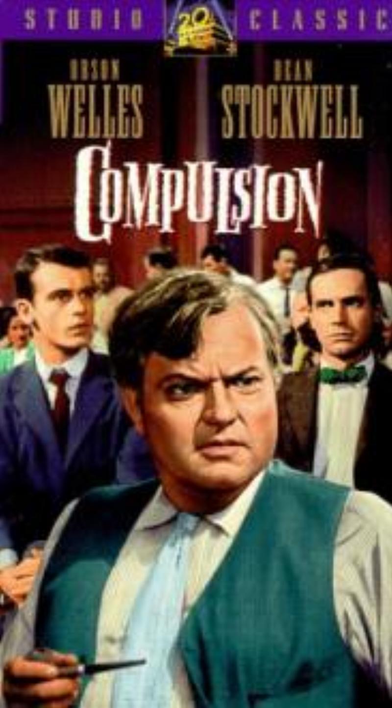 Frenesia del delitto (Compulsion)