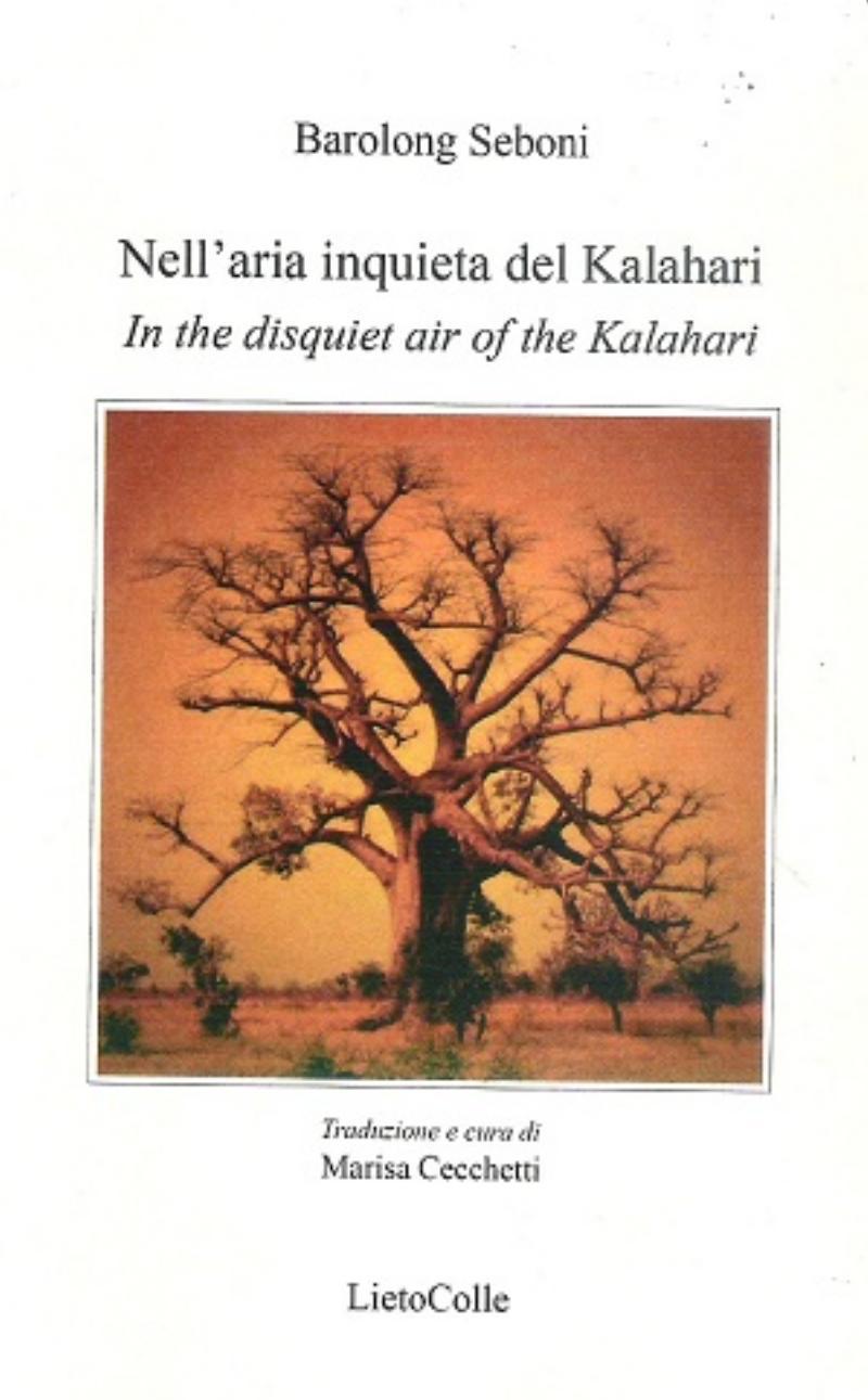 Nell'aria inquieta del Kalahari