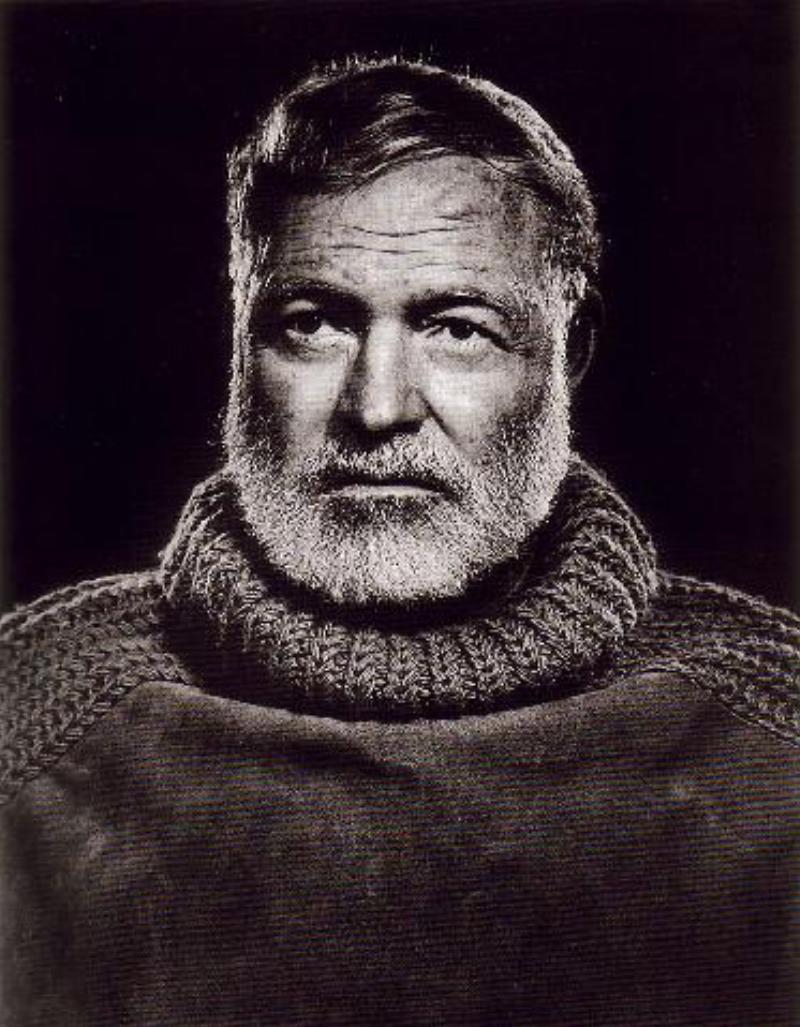 Hemingway, Ernest (1898-1961)